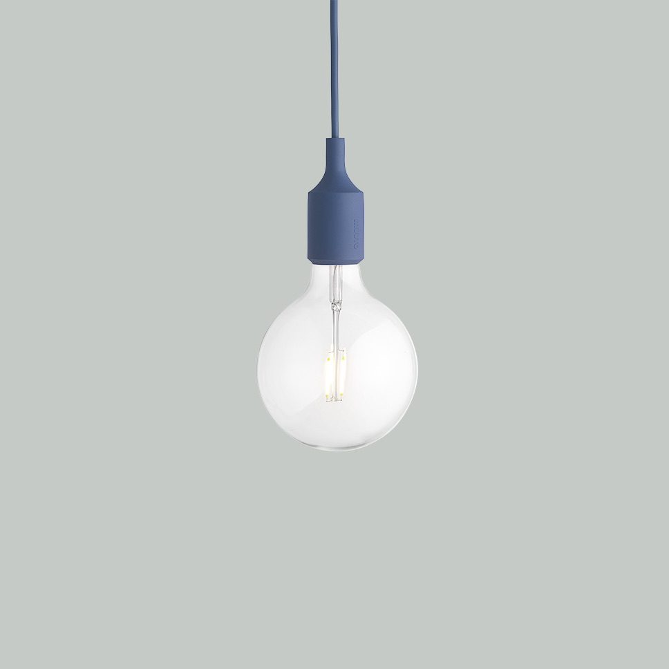 Muuto the e27 pendant lamp enki magazine e27 pale blue aloadofball Choice Image