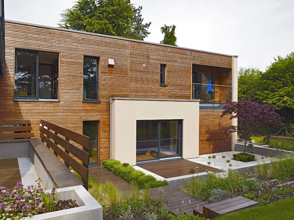 There S Never Been A Better Time To Consider Building Your Own Home And If You Choose Prefab From Baufritz The Advantages Are Overwhelming