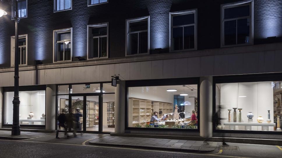 Flint Design Studio Studio Pottery London Enki Magazine